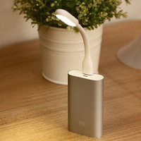 Xiaomi USB table light , USB LED lamp with USB gadget Used for Power bank / laptop / comupter/Notebook