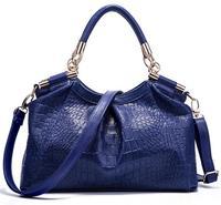 Hot wax oil cow leather bag new women handbag genuine leather bag bright fashion women messenger bag natural leather bolsas BK43