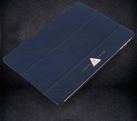 Luxury Mooke Smart Wake Sleep Magnetic Leather Flip Stand Case Phone Shell Cover For Ipad mini 1 2 3 retina & ipad air 5