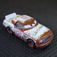 100% original   Pixar Cars diecast  TOY  ---   Tach O Mint NO 101  Rubber Tires  RARE!!