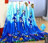 Free Shipping 10PCS 2014 blanket women summer home fleece blanket office nap blankets