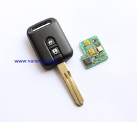for Nissan Elgrand car 2 button remote key 315mhz with ID46 chip
