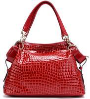 100% Genuine Leather Bag Vintage Women Handbag Shoulder Bag British Style Crossbody Bag Tote Fashion Women Messenger Bag BK038