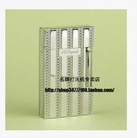 French STDupont Dupont lighters Lang sound crisp sound original copper silver movement