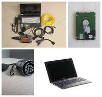 top quality for bmw icom a2 with laptop +software v2014.11+z475 laptop (4g) ready to work+ motor cable programming & diagnostic