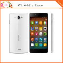Original iOcean X7S2015 Smartphone Android MTK6592 1GB 8GB WCDMA  Octa Core 1.7GHz 5″ 1280*720  GSM 3G OTG Multi Language