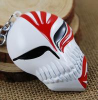 2015 new balance key chain wholesale fashion creative film surrounding the death white mask alloy keychain