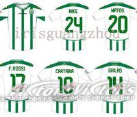new Cordoba Club de Futbol, 14 15 Cordoba Football Shirt 2015 Cordoba CARTABIA 10 GHILAS 14 MATOS 20 MIKE 24 jerseys customize
