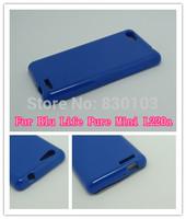 Smooth Jelly Diamond Style TPU Cover Case For Blu Life Pure Mini L220a Free Ship