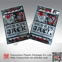 Wholesale Red Eye Jack herbal incense bag, 3g red eye jack ziplock bag for spice potpourri