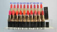 20pcs/lot New Lipstick CREME LIP COLOUR different colors!! Free Shipping