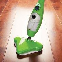 5 IN 1 STEAM MOP STEAMER CLEANER HANDHELD EASY TO USE MACHINE HIGH EFFICIENCY