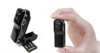 New MD80 with Bracket Clip Black Sports Video Camera Mini DVR Camera DV Sports DV Mini Portable Video Camcorder