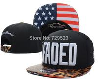 2015 FADED hats men's most popular baseball caps 6 styles sun hat Free Shipping