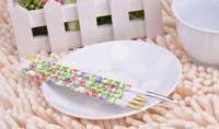 2015 Floral Pattern 4pcs Nail Art Design DIY Drawing Painting Striping Pen Brush Set Manicure sv18 SV013465