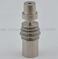 1Pcs D-Nail V1.2 Titanium Domeless 20mm E-nail DNail Male