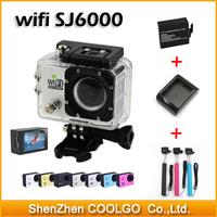 "30M Waterproof Sport DV SJ6000 WiFi Action Camera 12MP Full HD 1080P 30FPS 2.0""LCD Diving, free shipping"