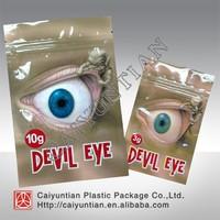 New arrival Devil eye 10g/3g herbal incense potpourri bag