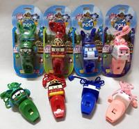 Robocar Poli Transformation Robot Car Toys South Korea Thomas classic toys Action & Toy Figures