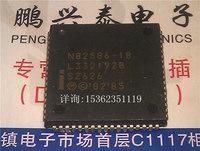 Free shipping . Desoldering . i / N82586-10 . SZ626 , PLCC-68 , LAN Node Controller . Old CPU Collectible . or warranty