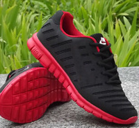 Free shipping 2014 new sneakers for women Men's sports shoes running shoes breathable men and ladies casual shoes