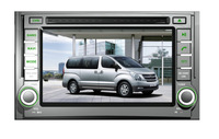 HY H-1 2007--Touchscreen DVD GPS Navigation Radio Bluetooth Steering Wheel Control SD Card Slot/USB Rear Camara with Map