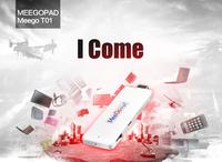 Newest MeegoPad T01 Intel Stick Android & Windows 8 system Double OS 64 bit CPU intel 2 GB Ram 16GB Storage Box Mini PC