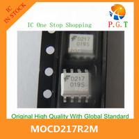 MOCD217R2M OPTOISO 2.5KV 2CH TRANS 8SOIC ic