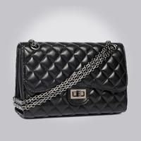 The trend of fashion women's handbag fashion plaid 2014 chain women's one shoulder cross-body small bags