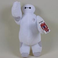 Boneca 20/30CM hands can move Big Hero 6 Baymax SOFT PLUSH DOLL TOY Christmas Birthday gift for children kids baby