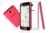 Original mobile phone Lenovo A516 4.5 inch MTK6572 Dual Core 4GB Android 4.2 Dual Camera 5.0MP GPS WCDMA