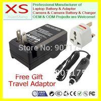 for Panasonic CGA-DU06/DU07/DU12/DU14/DU21/CGR-DU07/DE-A38G/DMW-VBD07/VBD070/VBD140/VBD210/VBG130/VBG260 battery Charger