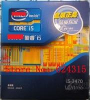 Core i5-3470 CPU (6M Cache,up to 3.60GHz, SR0T8 , i5 3470 ) LGA1155 Desktop CPU Compatible H61 H77 Z77 Z75 Q77 B75 Q75