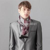 ew 2014 British wind in winter to keep warm 175*230CM scarf Men's classic business scarf shawl shawl Long Scarves men
