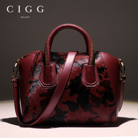 Drop shipping quality NEW 100% brief leather all-match fashion women's horsehair genuine leather handbag