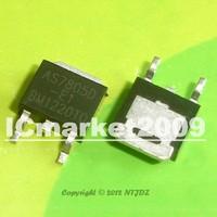 100 PCS AS7805D-E1 AS7805D TO-252 AS78051A 3-TERMINAL POSITIVE VOLTAGE REGULATOR