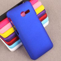 Hot SALE!High Quality Hard plastic case for Asus zenfone 4 Slim Matt PC back cover protective shell skin protector 9 colors