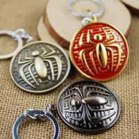 2015 new balance key chain[ Production ] Wholesale Keychain Spiderman movie animation surrounding key jewelry pendant