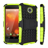 For Motolora Moto X+1 Case Hybrid TPU Hard Shockproof 2 In 1 Stand Function Cover Cases 10pcs Wholesale