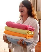 28*58cm Microfiber towel  (Napkin for house) (Window clean cloth) (Dining table Rag)  (Hair dry towel Barbers) (Car care rag)