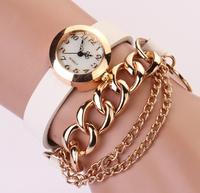 High quality 2015 new arrive women luxury quartz wristwatch women dress watches Fashion watches for women casual watch PL129