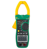 MS2026R  AC/DC digital Clamp Meter table MAX 1000A 600V