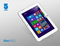 Original 8.9 Inch IPS IFIVE MX2 Tablet PC Intel Z3735F Quad Core 2GB+32FB Windows 8.1 1920*1200 Dual camera Bluetooth Wifi 5.0MP