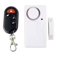 FK-9806 Wireless Remote Control Door Window Smart Magnetic Sensor Alarm Home Office Security F4261B1 Fshow