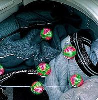 6 pcs Magic hair removal laundry ball single e050