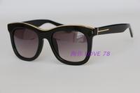 Women sun glasses tf0414 men large frame sunglasses fashion oculos de sol masculino