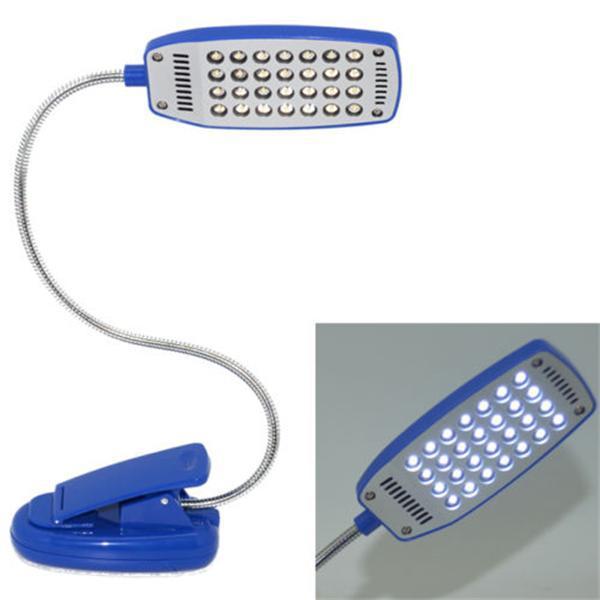 Flexible Clip-On Mini 28 LED USB Light Computer Lamp Laptop PC Desk Reading Gift(China (Mainland))