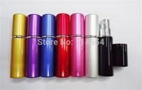 Travel spray Bottle 10ML Perfume bottle aluminum refillable spray bottles parfume perfume atomizer empty cosmetic container