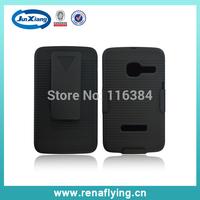 best sale new design hoslter hybrid 2 in 1 phone shell for Alcatel 8020