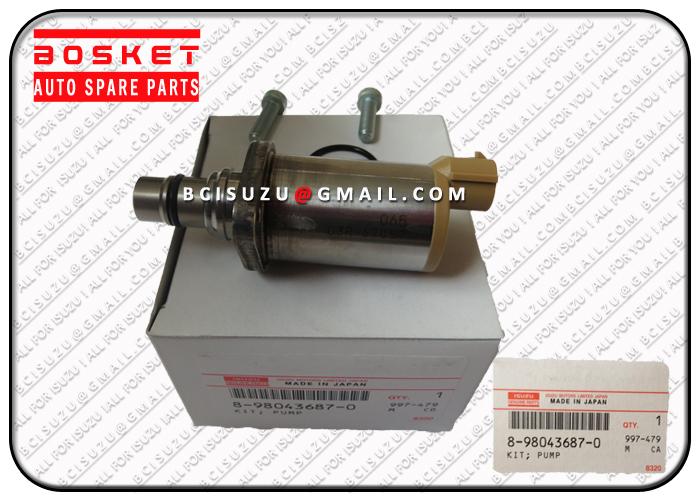 Isuzu Overhaul Kit Supply Pump 8980436870 8-98043687-0 For 4HK1 6HK1 ENGINE(China (Mainland))